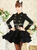 fashion style for ladies coat design