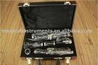 ebony clarinet