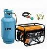 lpg generator with CE&EPA