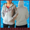 Full zipper hooded with pocket sweatshirts