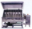 Normal temperature hank automatic spray dyeing machine