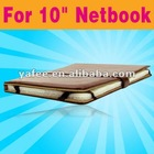Leather Sleeve Case Cover for 10' Netbook O-758