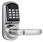 digital keypad door lock mifare card lock use for campus home