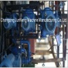 chongqing hotsell ZSA series vacuum distillation machine to base oil,oil filtration ,oil purifier