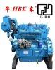 495C marine engine