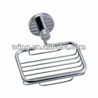 Stainless steel soap basket