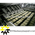Special extruding Technology Automatic Ripple Rice Noodle Machine