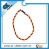 Factory direct sales two rope sport necklace
