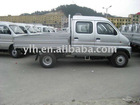 Dongfeng diesel type double cabin mini truck