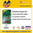 Gasoline Engine Oil SAE40