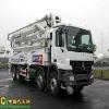 42m BENZ Truck-mounted concrete pump truck