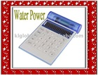 Cheap 8-Digit Green Water Power Digital Electronic Calculator 203W