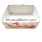 corrugated board packing box