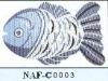 NAF-C Bathroom mat