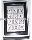 RF Card Access Control Card Reader with Keypad PY-AC7612