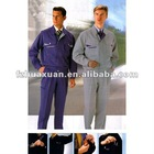 100% cotton polyester anti-static coverall workwear