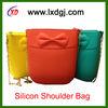 Top new fashion silicone handbag