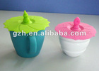 eco-friendly mug silicone lid