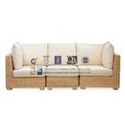 NOF-043 Outdoor Natural Rattan Sectional sofa