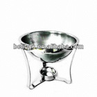 Solid Stainless Steel burner Fondue Set (BL-64)