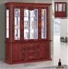 MDF classic wooden living room cabinets wine set B865#