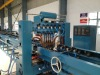 Automatic transformer radiator production line