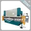 electro-hydraulic synchronous CNC press brake with Delem DA69W