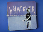 promotional custom personalized cork coaster