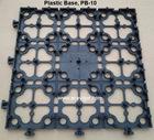 Interlocking Base for stone, granite, slate, ceramic tiles