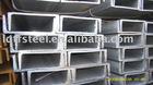 Mild steel channel bar