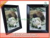 "Good Selling Model! Quality Plastic Photo Frame 5x7"", PS Photo Frame, Black color, PS-0202"