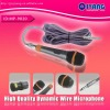 MP-9020 wide frequency response wire microphone