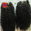 AAA+ brazilian hair weft made in qingdao