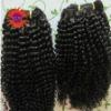 AAA+ brazilian hair weft made in qingdao