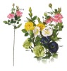 artificial flower, artificial plant, single rose