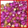 crystal chatons