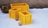 paper baskets, storage baskets