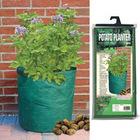 Reusable planter bag for potatos