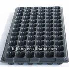 plastic nursery tray