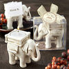 Promotion Wedding Favors Gift Elephant Tea Light Holder
