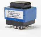 high efficiency customized power 220v 12v transformer