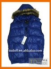 2011 Men's Hooded Down Vest