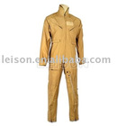 Flight Suit with flame retardant aramid SGS standard manufacturer