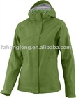 waterproof & tape seam ladies raincoats