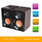 HiFi Wooden Bluetooth Speaker