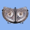 E-marked motorcycle headlights for italika and yiben