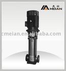 Light vertical multistage centrigugal pump