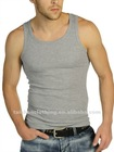 2012 wholesale fashion muscle fitted custom cheap tank tops for men