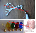 E12 salt lamp power cord