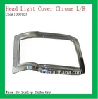 Hiace 2011 Head Light Cover #000707 auto parts toyota commuter parts, hiace body parts Head Light Cover